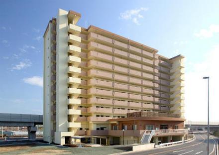 熊本駅西コミュニティ住宅(94戸)及び春日コミュニティセンターその他建築工事(JV)