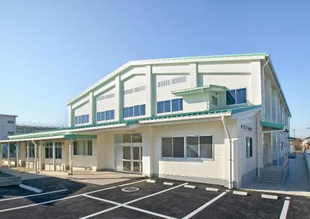 玉名町小学校体育館改築建築工事(JV)