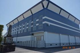 横島体育館建築工事