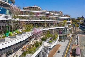 SAKURA MACHI Kumamoto 熊本都市計画桜町地区第一種市街地再開発事業施設建築物新築工事(JV)