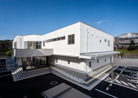城南まちづくりセンター複合施設新築工事 (JV)